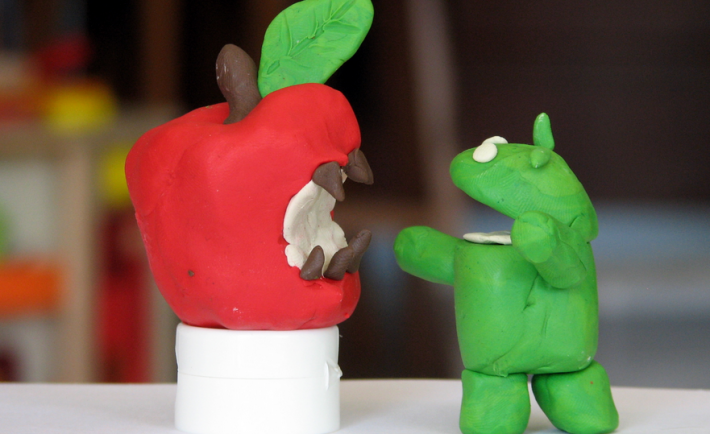 Apple y Android, los dos grandes