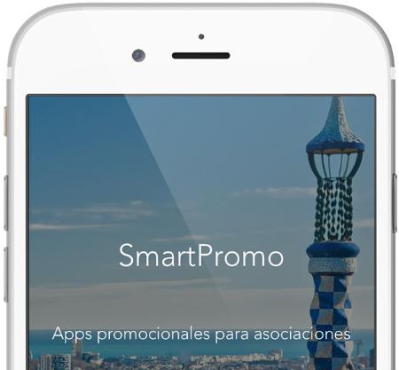 Portada de SmartPromo: crea la app de tu asociación en 3 sencillos pasos