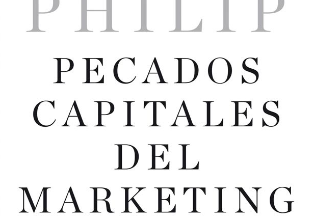 Portada de Los 10 pecados capitales del marketing, de Philip Kotler