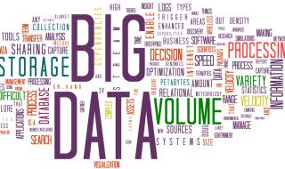 Big data tagcloud
