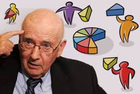 Philip Kotler, autor del libro Los 10 pecados capitales del Marketing